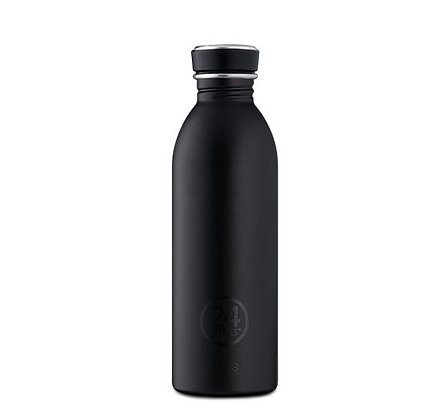 24Bottles - Urban Bottle 500 ml - Tuxedo Black