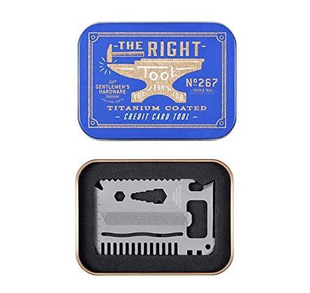 Gentlemen's Hardware - Carte multifonctions
