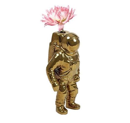 Seletti - Cosmic Diner - Vase - Starman - Gold