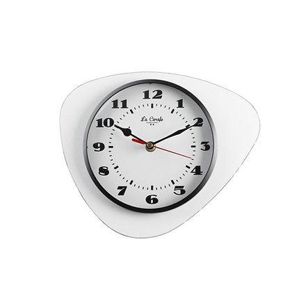 La Carafe - Horloge Médiator - Nuage