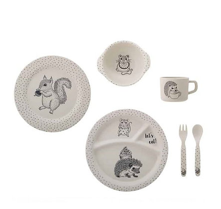Bloomingville Mini - Set Repas - Alex