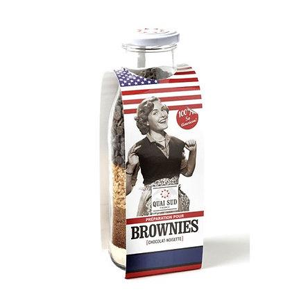 Quai Sud - Préparation Brownie Chocolat