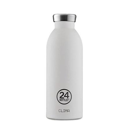 24Bottles - Clima Bottle 500 ml - Ice White