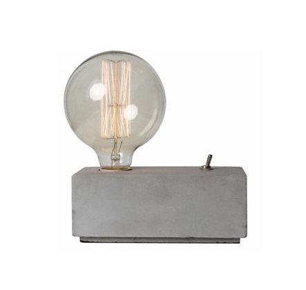 Lampe - Eureka - Brique Béton