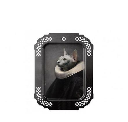 Ibride - Galerie de Portraits - Les Fables - Le Chat