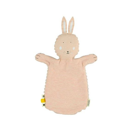 Trixie - Marionnette - Mrs Rabbit