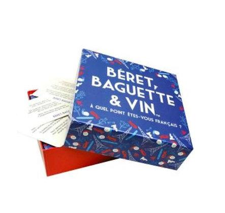 Hygge Games - Jeux Béret, Baguette et Vin