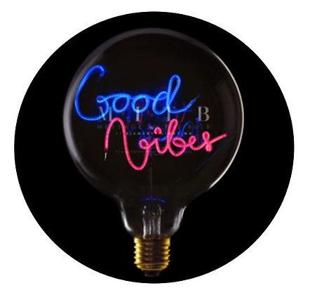 MITB - Ampoule message - Good Vibes - Transparent