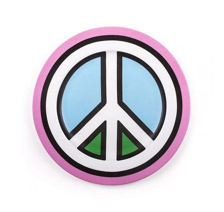 SELETTI - Studio Job - Blow - Assiette - Peace