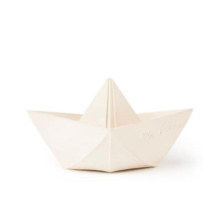 Oli&Carol - Petit navire - Cream
