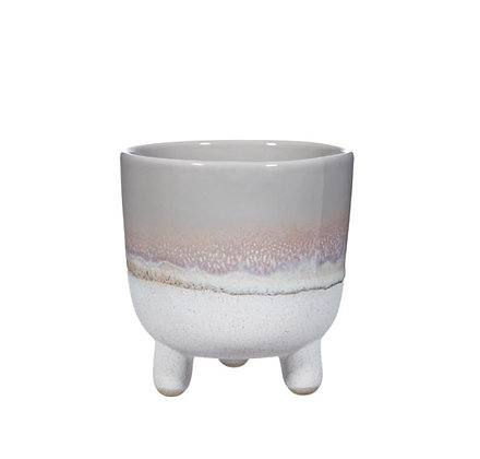 Sass & Belle - Cache-Pot - Mojave - Grey - GM