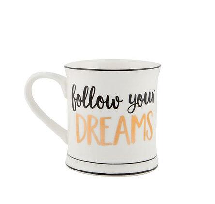 Sass & Belle - Mug - Follow Your Dreams