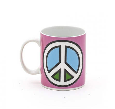 SELETTI - Studio Job - Blow - Mug - Peace