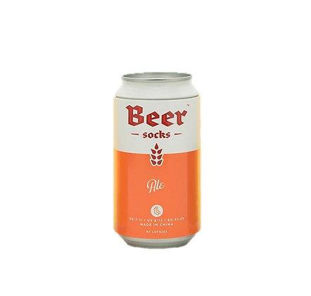"Luckies of London  – Chaussettes - Bière Rousse ""Ale"""