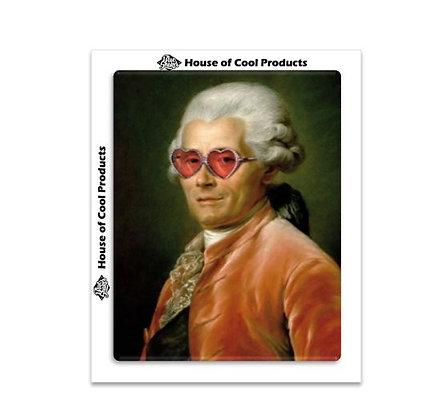 Blue Shaker - Portrait Historique - Sunglasses1