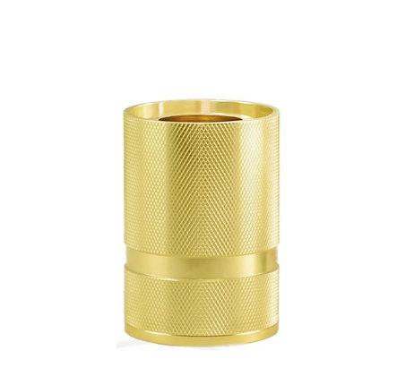 MITB - Socle Lampe de Table - Madison - 110 mm - Doré