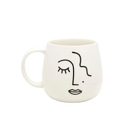 Sass & Belle - Mug - Abstrait
