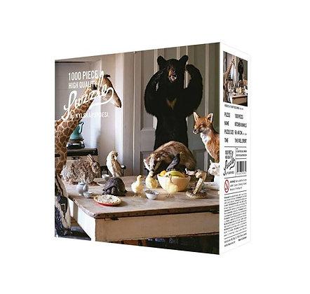 Hygge Games - Puzzle - Kitchen Animals