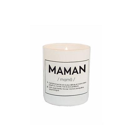Bougie Parfumée - Maman