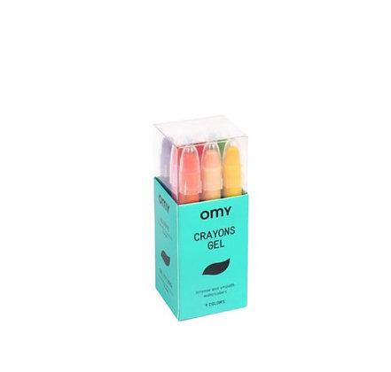 OMY - Crayons Gel