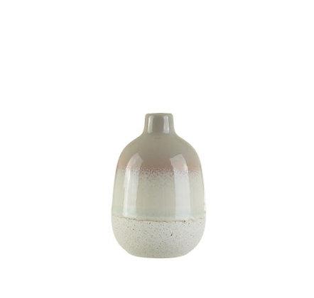 Sass & Belle - Mini Vase - Tie & Dye Gris