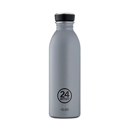 24Bottles - Urban Bottle 500 ml - Formal Grey