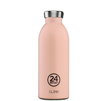 24Bottles - Clima Bottle 500 ml - Dusty Pink