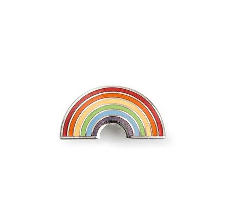 Donkey - Pin's - Rainbow
