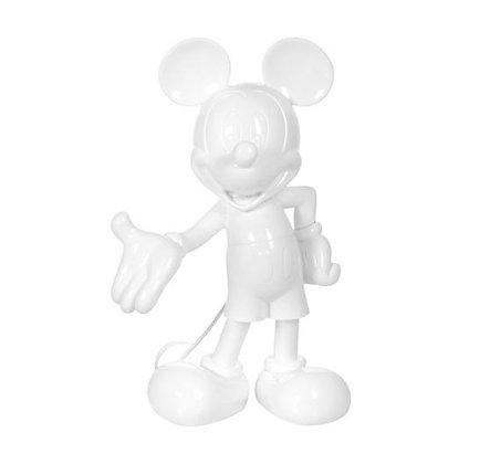 Leblon Delienne - Mickey Welcome - Laqué Blanc