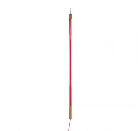 Seletti - Linea - Lampe Neon Led - Rouge