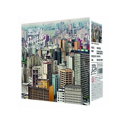 Hygge Games - Puzzle - Sao Paulo par Jens Assur