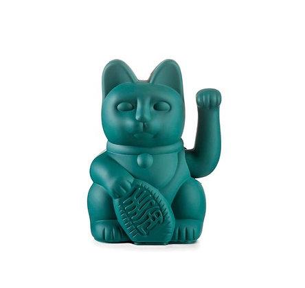 Maneki Neko - Lucky Cat - Green