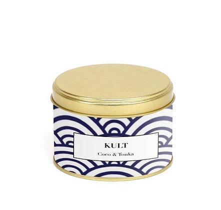 Bougie parfumée - Gold Edition - Coco et Tonka
