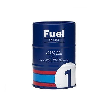 Luckies - Paire de chaussettes - Fuel