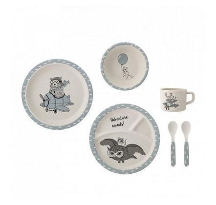 Bloomingville Mini - Set Repas - Charles