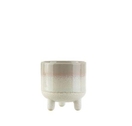 Sass & Belle - Mini Cache-Pot - Tie & Dye Gris