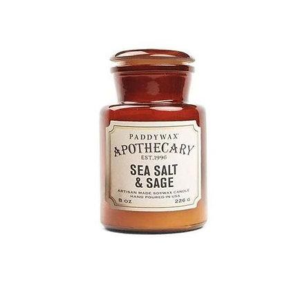Paddywax - Bougie Parfumée - Sea Salt & Sage