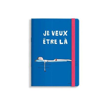 Image Republic - Notebooks - Soledad, Je veux être là