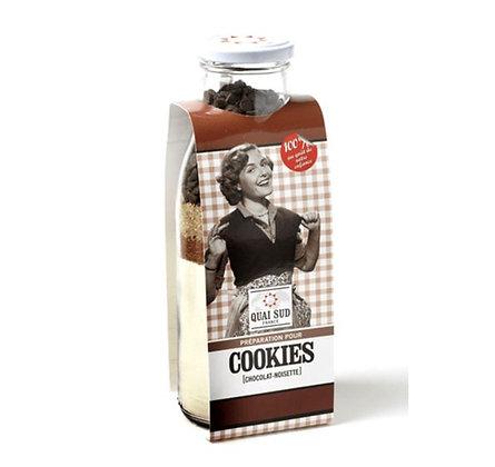 Quai Sud - Préparation Cookie - Choco Noisettes
