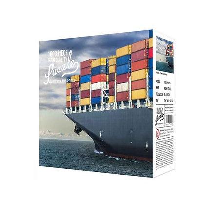 Hygge Games - Puzzle - Seul en Mer