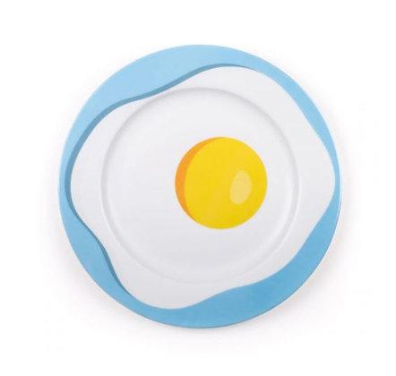 SELETTI - Studio Job - Blow - Assiette - Egg