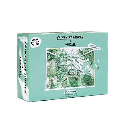 Luckies - Puzzle - Barbican Conservatory