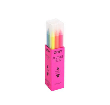 OMY - Feutres Fluo