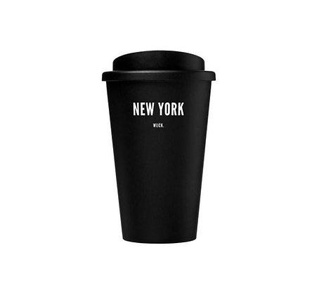 Wijck - Travel Mug - New York