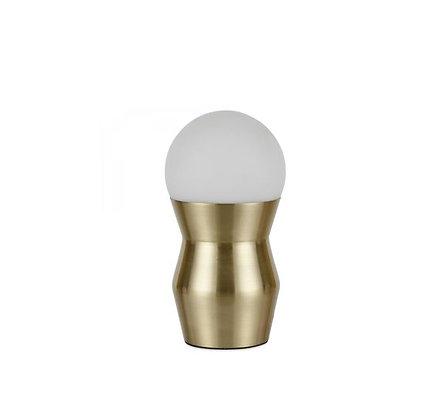 Lampe Tactile - Totem - Metal Doré Satin