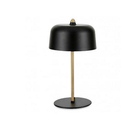 Lampe - Ernest - Noir