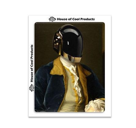 Blue Shaker - Portrait Historique - Daft Punk 2