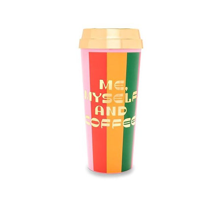 BAN.DO - Travel Mug thermiques Deluxe - Me, Myself