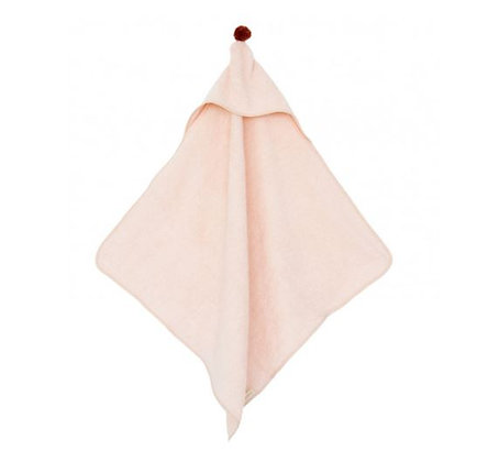 Nobodinoz - Cabe de bain - Bébé So Cute pink