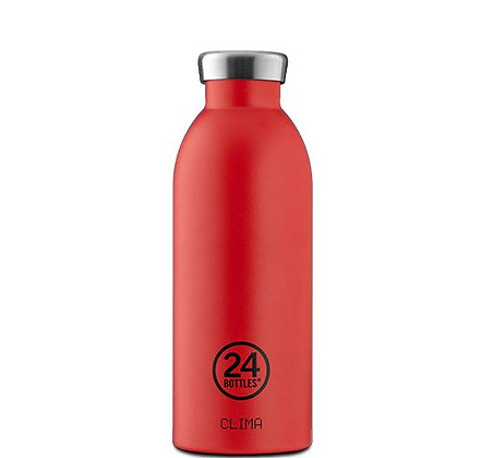 24Bottles - Clima Bottle 500 ml - Hot Red